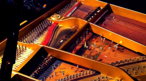 Peggy Baker: Piano/Quartet, John Cage: Sonatas & Interludes