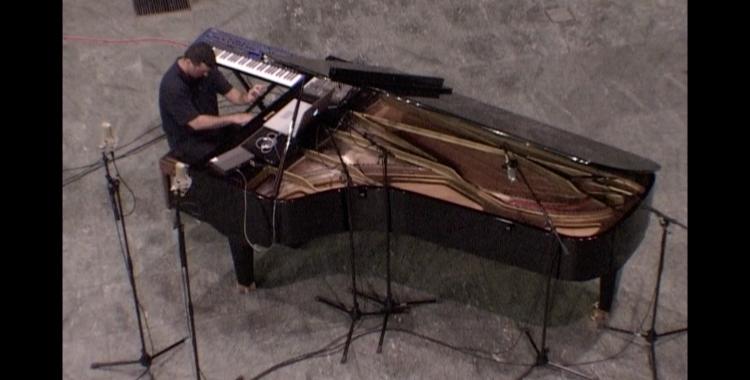 """Uprising"" performed by John Kameel Farah, Heilig Kreuz Kirche, Berlin"