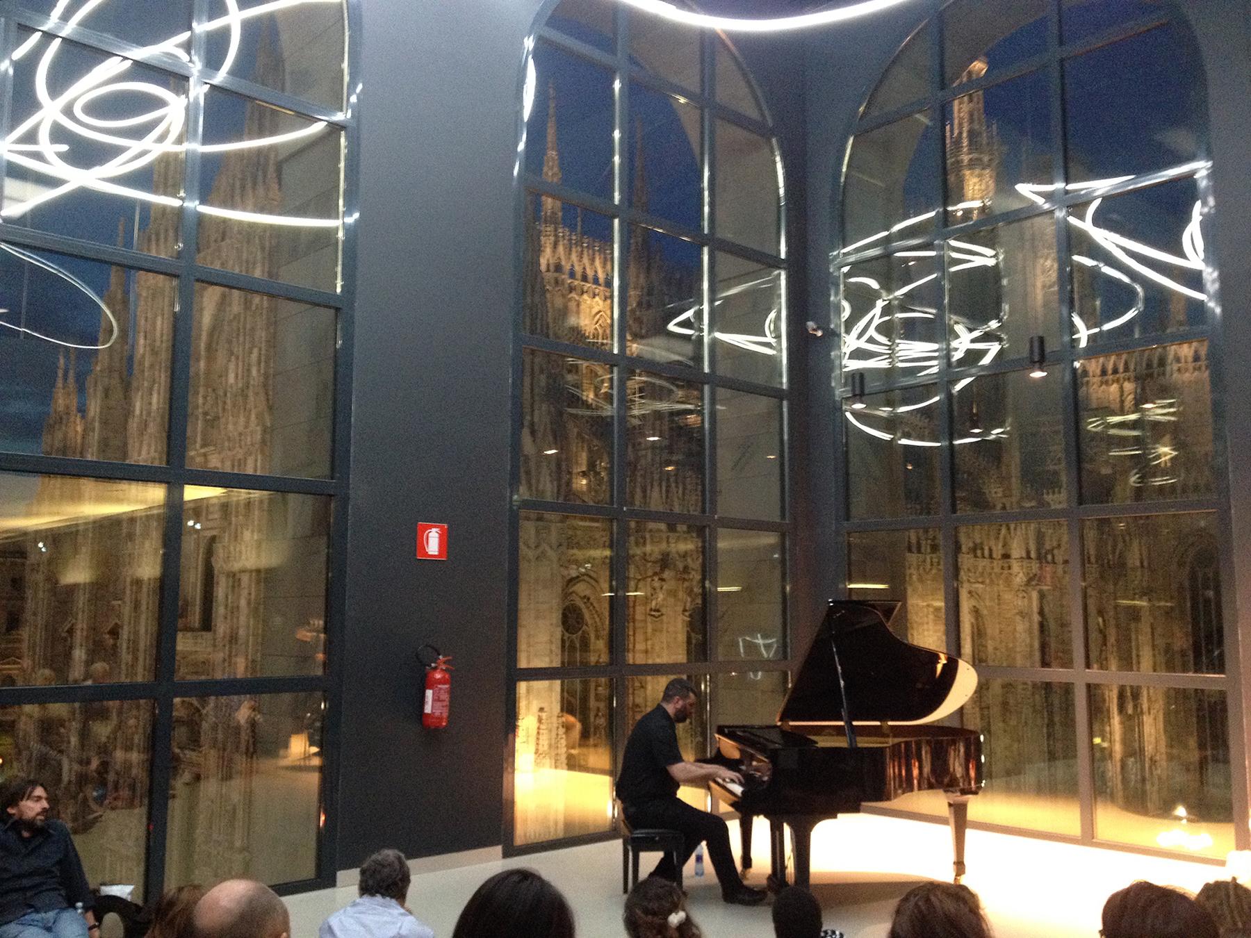 Milano Duomo John Kameel Farah concert