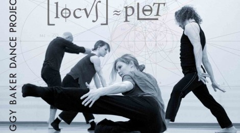 Locus Plot: Dance, Mathematics and Music