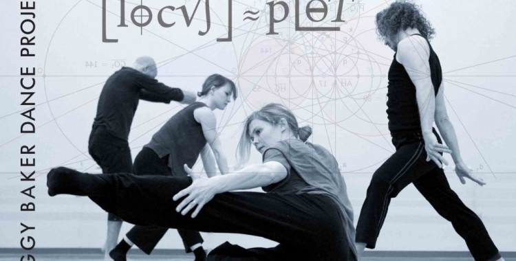 Locus Plot: Dance, Mathematics and Music