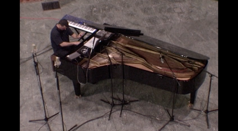 """Expanse"" performed by John Kameel Farah, Heilig Kreuz Kirche, Berlin"