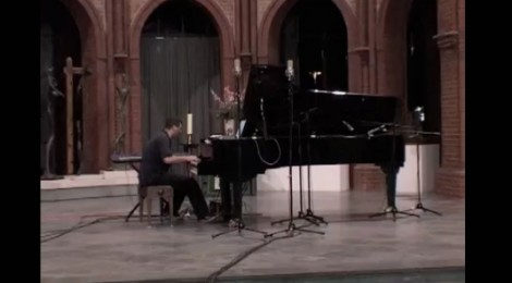 Improvisation from the Heilig Kreuz Kirche, Berlin, 2010