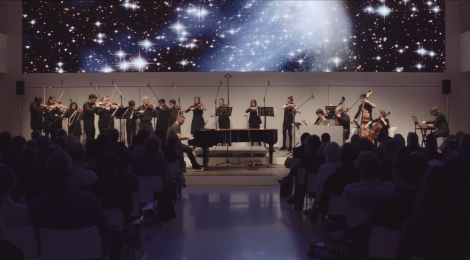 Behold! with the Deutsches Kammerorchester Berlin