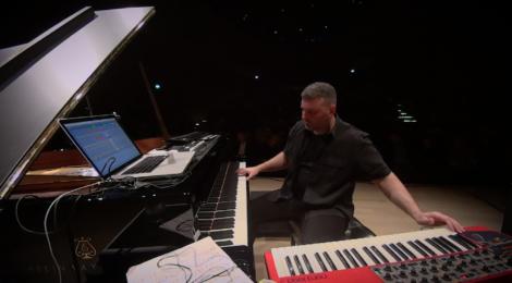 'Maqam Constellation' at the Elbphilharmonie, Hamburg